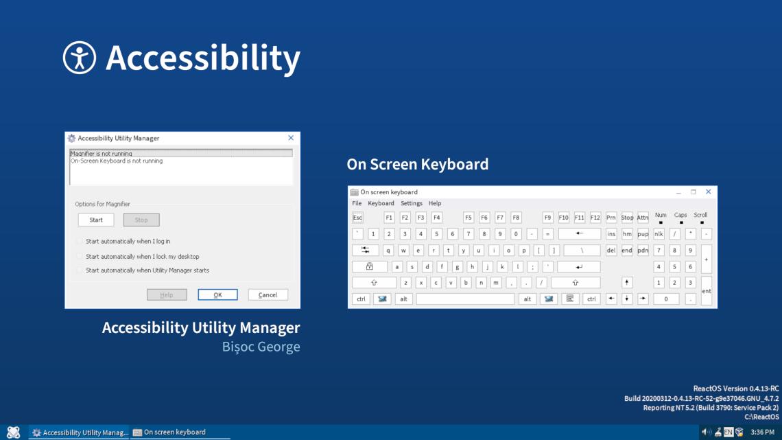 reactos-accessibility